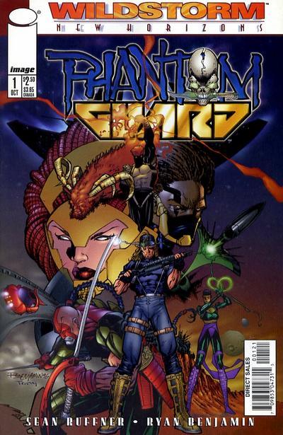 Phantom Guard Vol 1 1