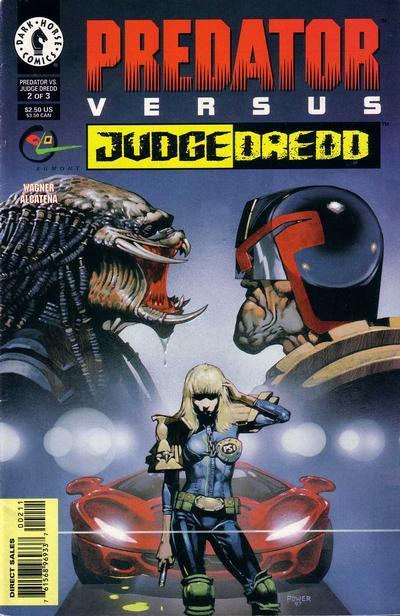 Predator vs. Judge Dredd Vol 1 2
