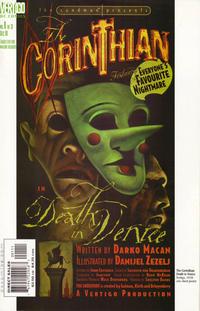 Sandman Presents: The Corinthian Vol 1