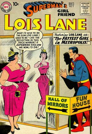 Superman's Girlfriend, Lois Lane Vol 1 5.jpg