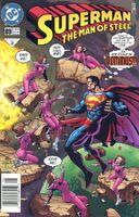 Superman Man of Steel Vol 1 89