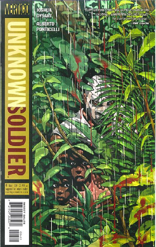 Unknown Soldier Vol 4 4
