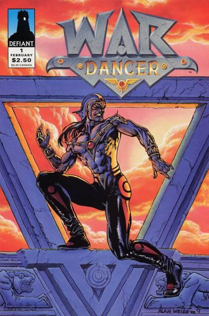 War Dancer Vol 1