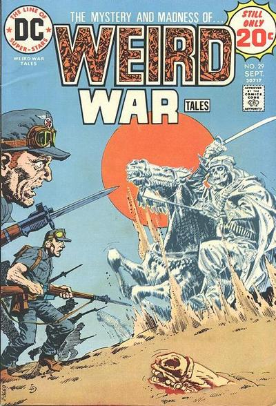 Weird War Tales Vol 1 29