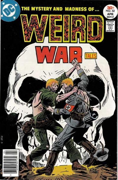 Weird War Tales Vol 1 52