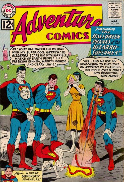 Adventure Comics Vol 1 294