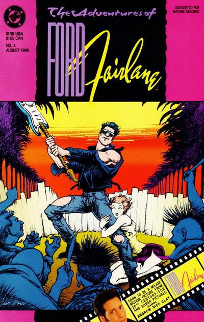 Adventures of Ford Fairlane Vol 1 4