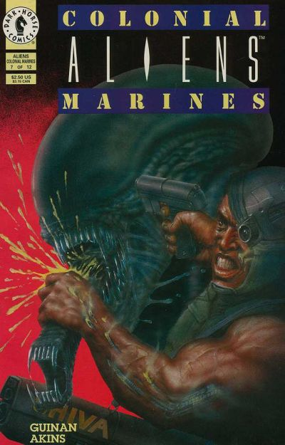 Aliens: Colonial Marines Vol 1 7