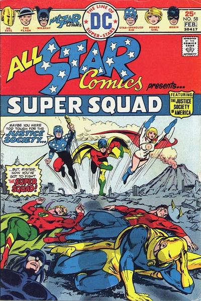 All-Star Comics Vol 1 58