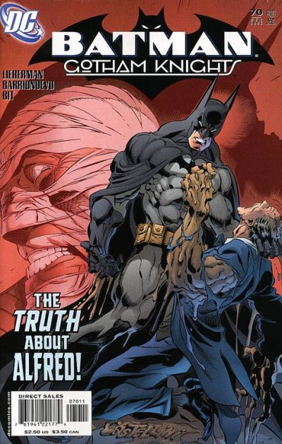 Batman: Gotham Knights Vol 1 70