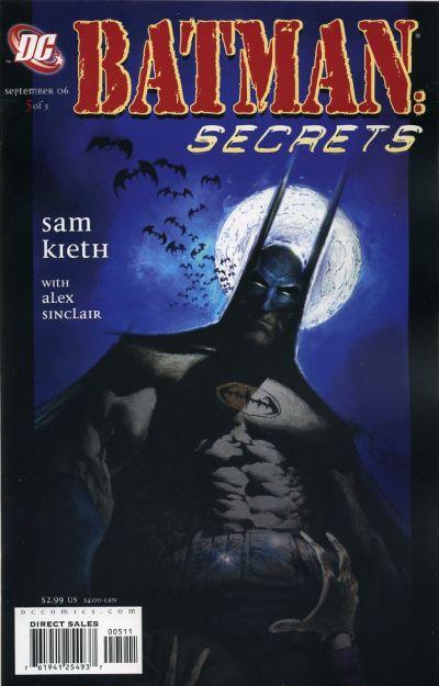 Batman: Secrets Vol 1 5