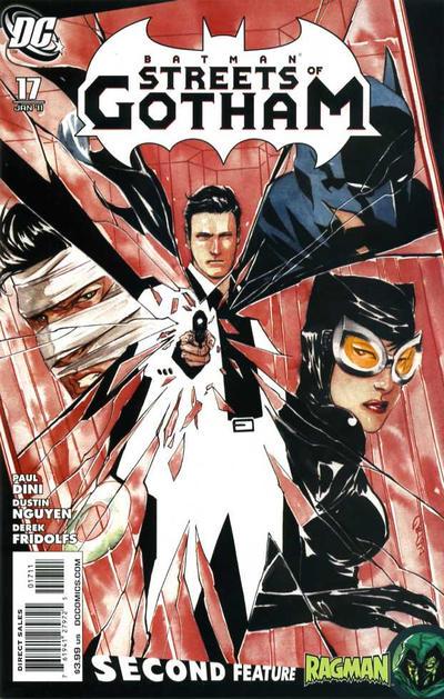 Batman: Streets of Gotham Vol 1 17