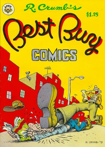 Best Buy Comics Vol 1