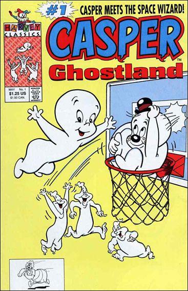Casper's Ghostland Vol 2 1