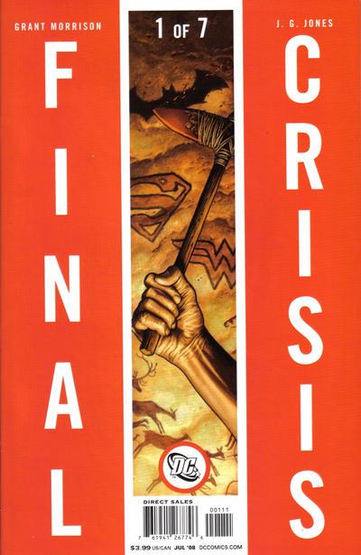 Final Crisis Vol 1 1