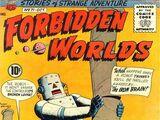 Forbidden Worlds Vol 1 71