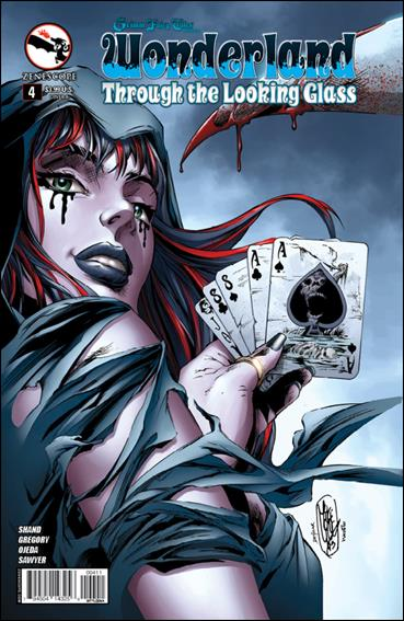 Grimm Fairy Tales Presents Wonderland: Through the Looking Glass Vol 1 4
