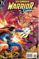 Guy Gardner Warrior Vol 1 30
