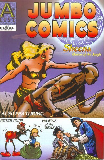 Jumbo Comics (1999) Vol 1
