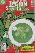 Legion of Super-Heroes Vol 2 346