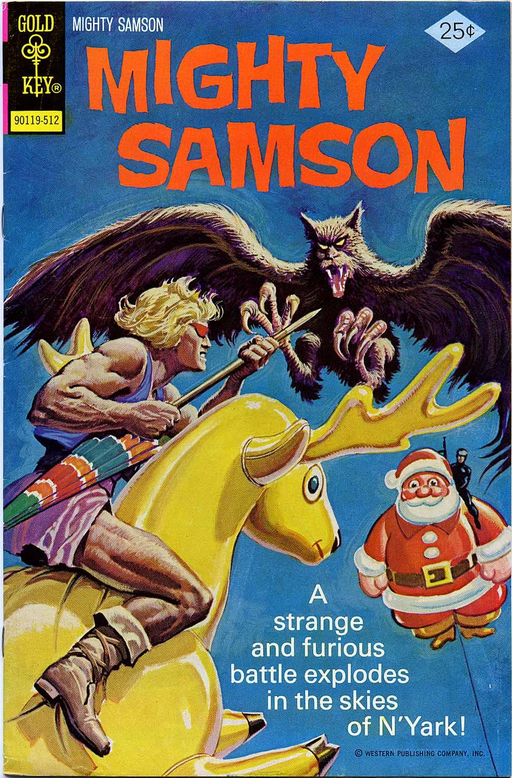 Mighty Samson Vol 1 30