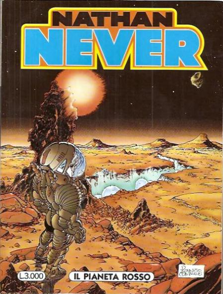 Nathan Never Vol 1 68