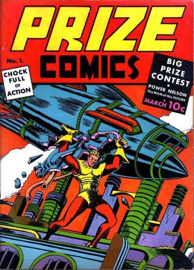 Prize Comics Vol 1 1