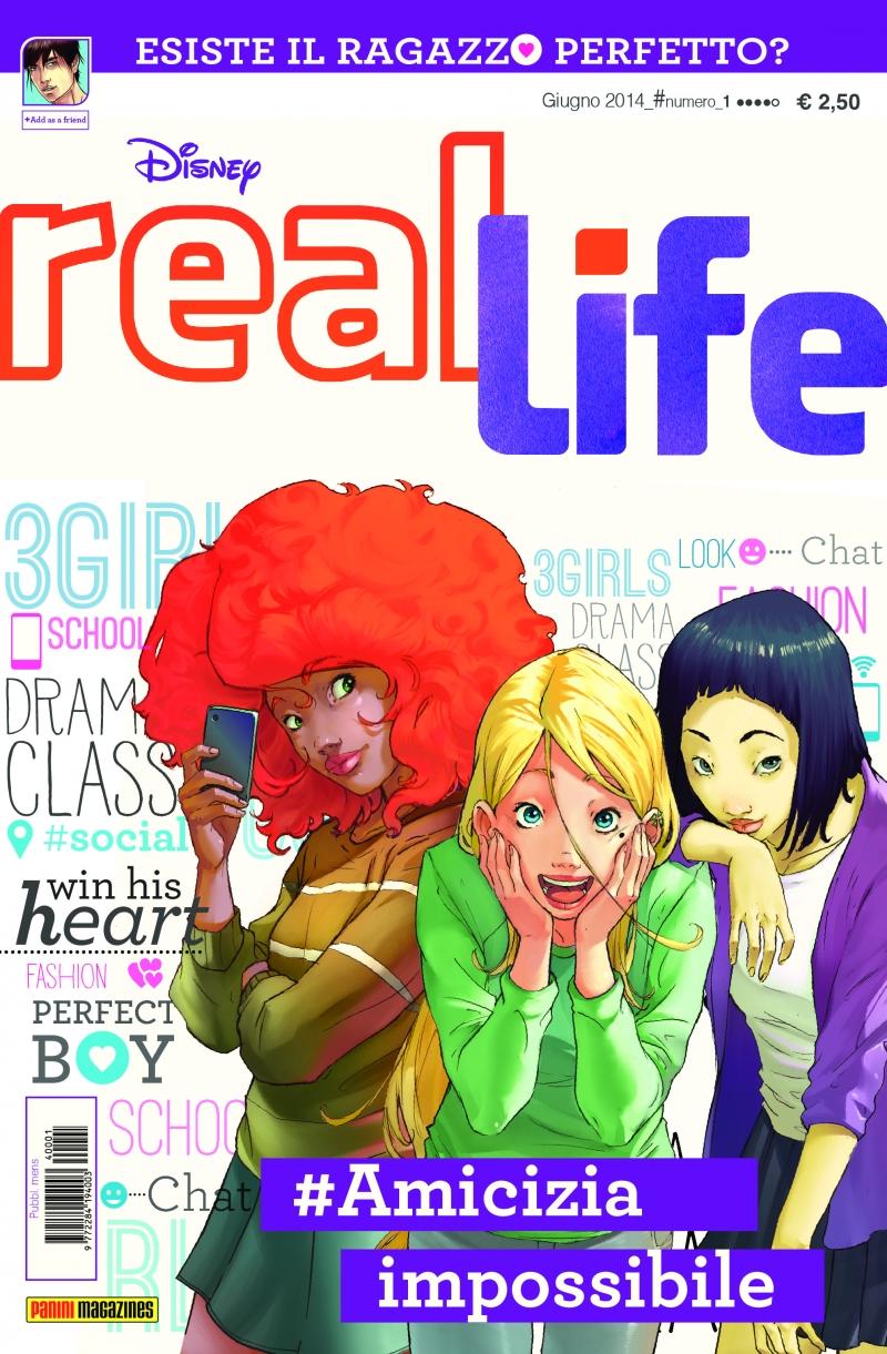 Real Life (ITA) Vol 1