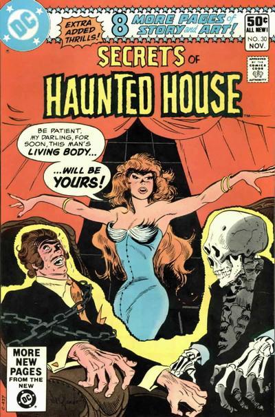 Secrets of Haunted House Vol 1 30