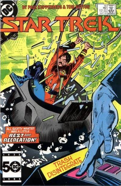 Star Trek (DC) Vol 1 18