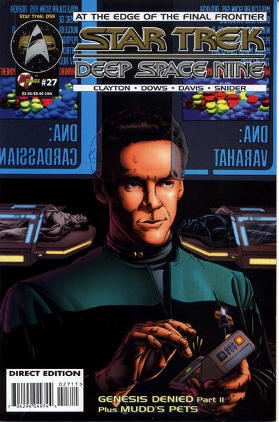 Star Trek: Deep Space Nine Vol 1 27