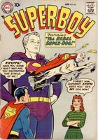 Superboy Vol 1 64