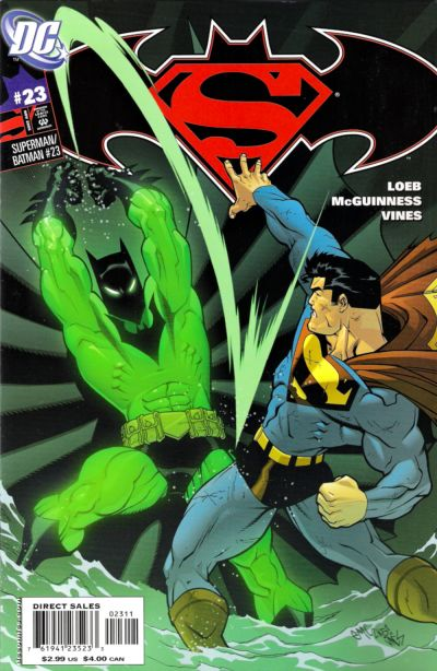 Superman/Batman Vol 1 23