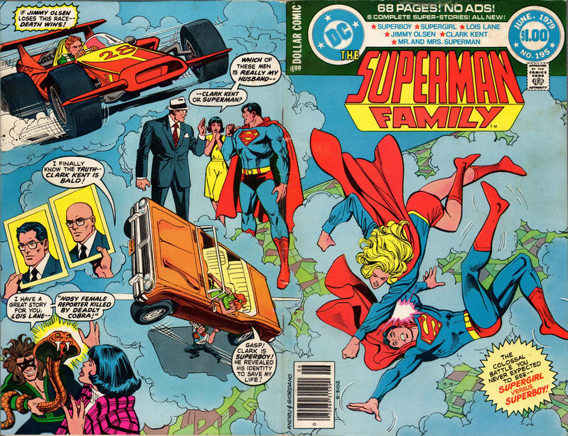 Superman Family Vol 1 195