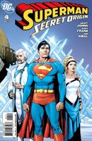 Superman Secret Origin Vol 1 4