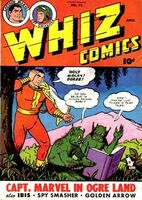 Whiz Comics Vol 1 73