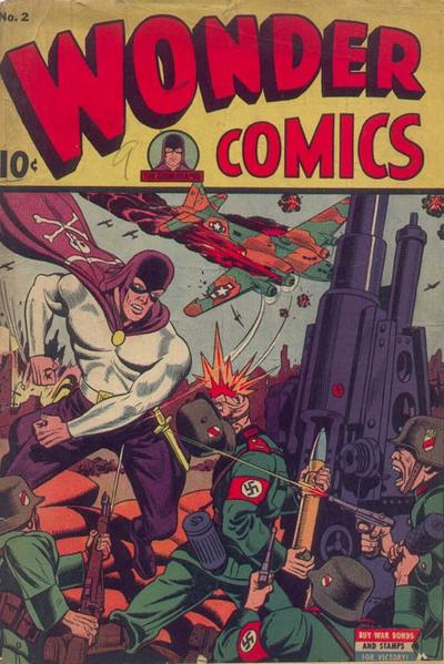 Wonder Comics Vol 1 2