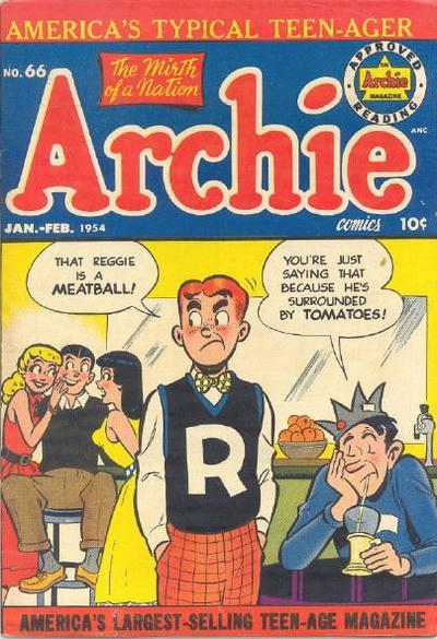Archie Vol 1 66