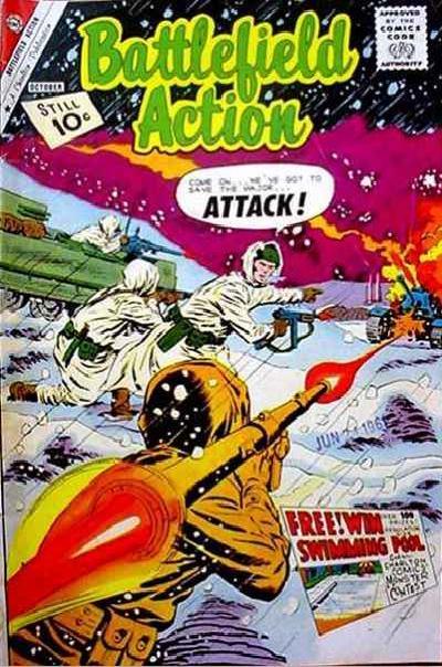 Battlefield Action Vol 1 38