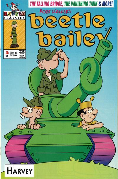 Beetle Bailey Vol 2 2