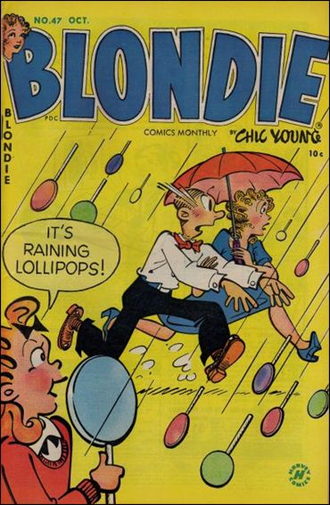 Blondie Comics Vol 1 47