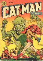 Cat-Man Comics Vol 1 25