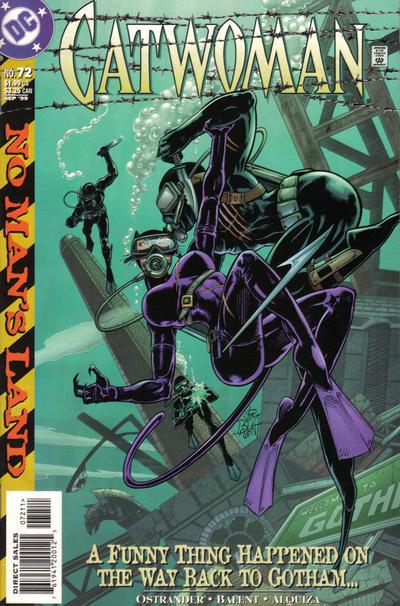 Catwoman Vol 2 72