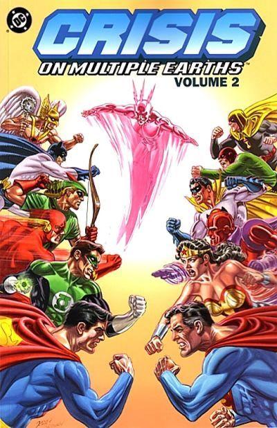 Crisis on Multiple Earths Vol 1 2