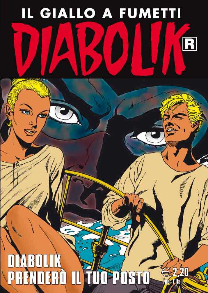 Diabolik R Vol 1 626