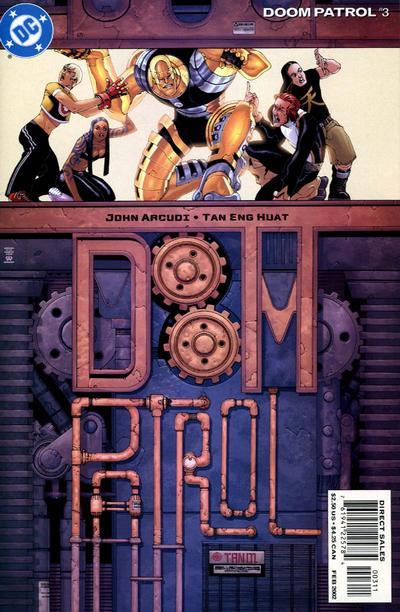 Doom Patrol Vol 3 3