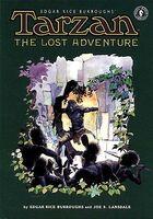 Edgar Rice Burroughs' Tarzan The Lost Adventure Vol 1 4