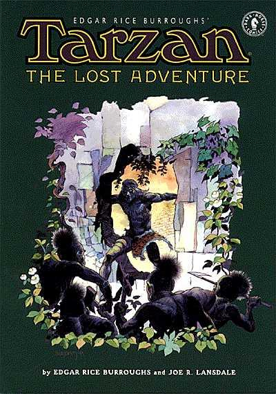 Edgar Rice Burroughs' Tarzan: The Lost Adventure Vol 1 4