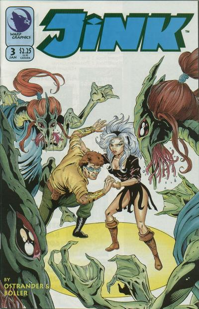 Elfquest: Jink Vol 1 3