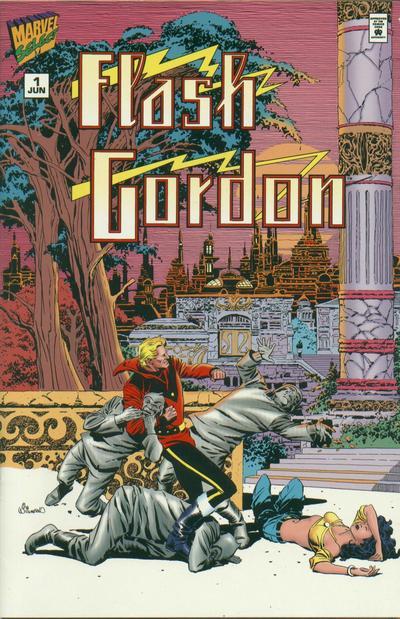 Flash Gordon Vol 6 1